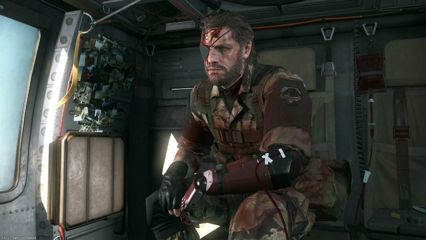 بازی Metal Gear Phantom Pain