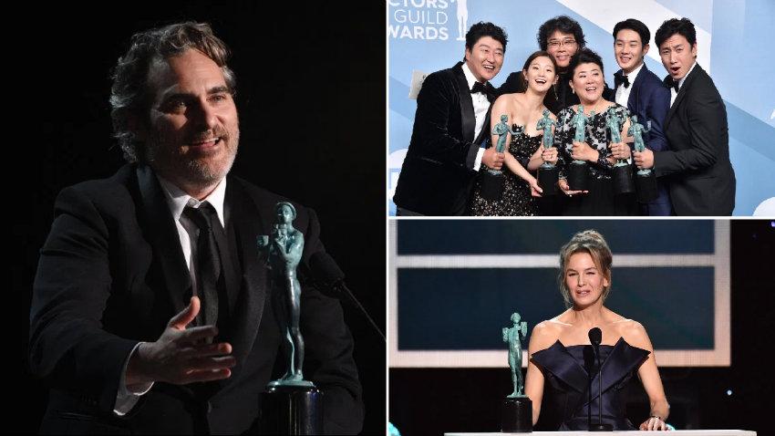 برندگان SAG Awards 2020 مشخص شدند