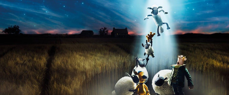 نقد انیمیشن A Shaun the Sheep Movie: Farmageddon