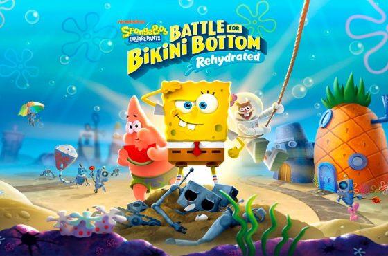 ملاقات با باب اسفنجی در تریلر جدید SpongeBob SquarePants: Battle For Bikini Bottom