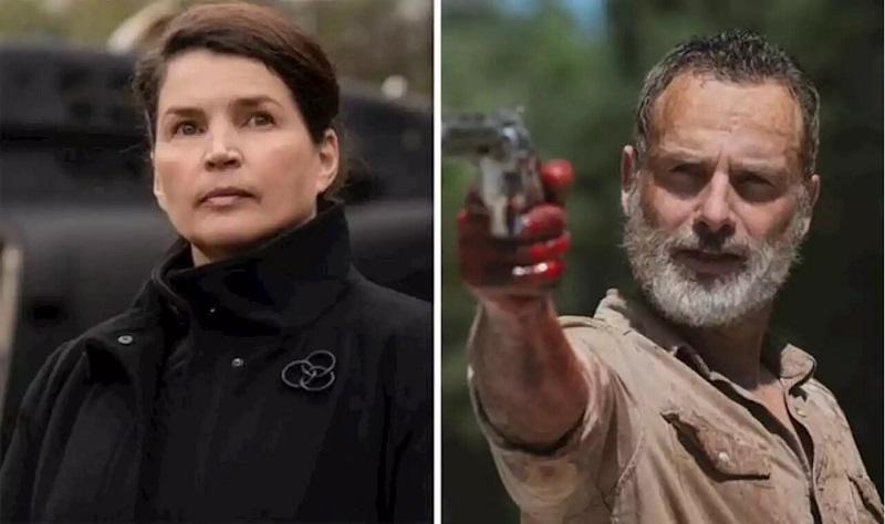 سریال The Walking Dead: World Beyond