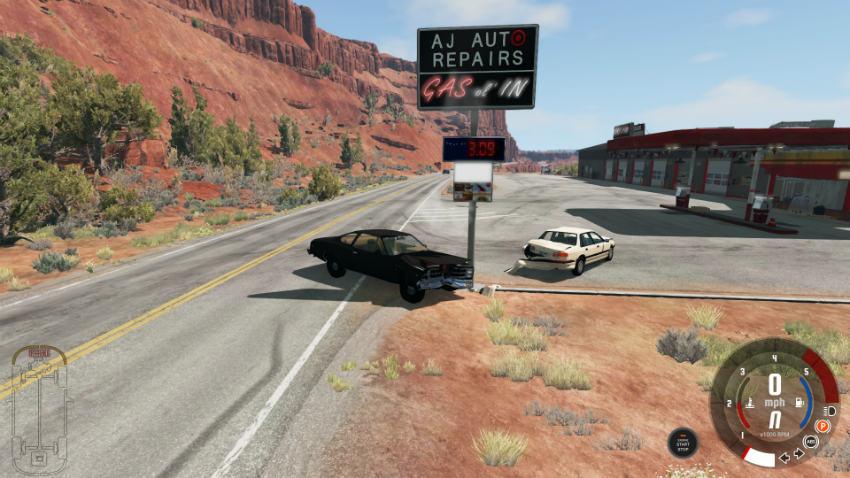 بازی BeamNG Drive