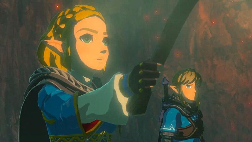 جزییات تازه از گیمپلی و داستان Zelda: Breath of the Wild 2 منتشر شد
