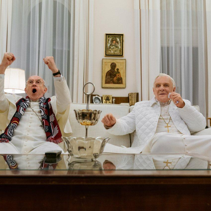 نقد فیلم The Two Popes
