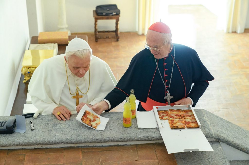 نقد فیلم The Two Popes