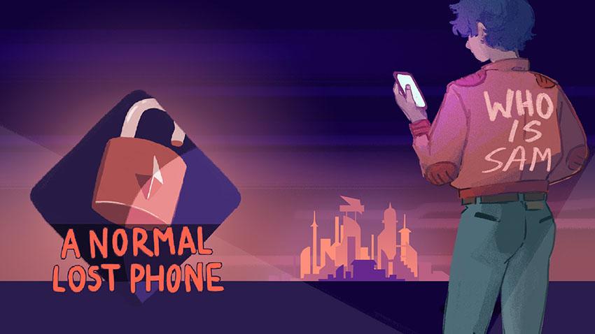 بازی A Normal Lost Phone در گلوبال گیم جم