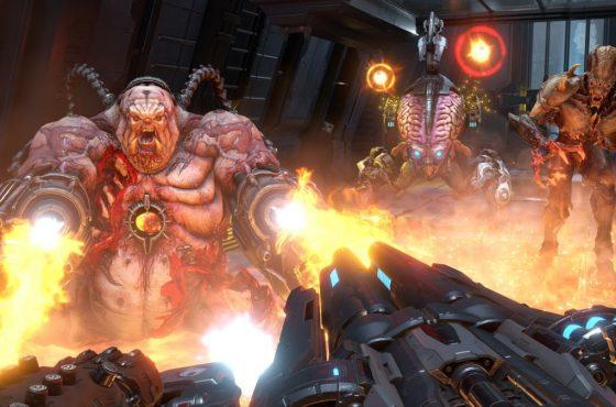 ویدیوی گیم پلی Doom Eternal چالش درجه سختی Nightmare را نشان میدهد