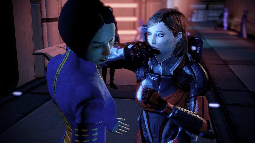 بازیکنان Mass Effect تقریبا همیشه مثبت بودهاند