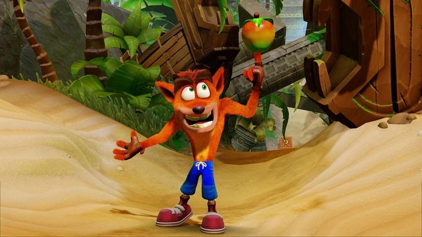 قسمت بعدی Crash Bandicoot چیزی نیست که انتظارش را دارید