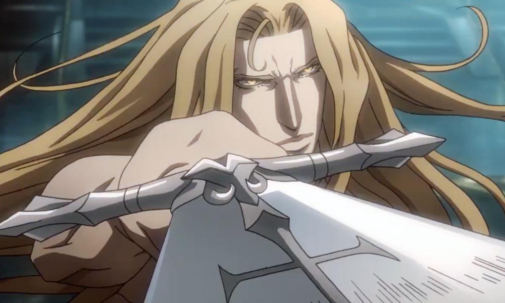 فصل سوم انیمه Castlevania ماه آینده از راه میرسد