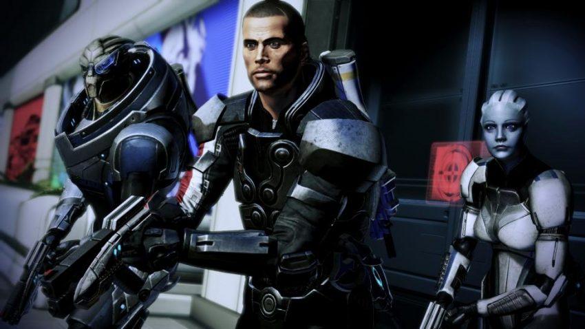 سهگانه Mass Effect