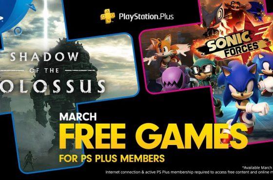 سونی بازیهای رایگان ماه مارس پلیاستیشن پلاس را اعلام کرد