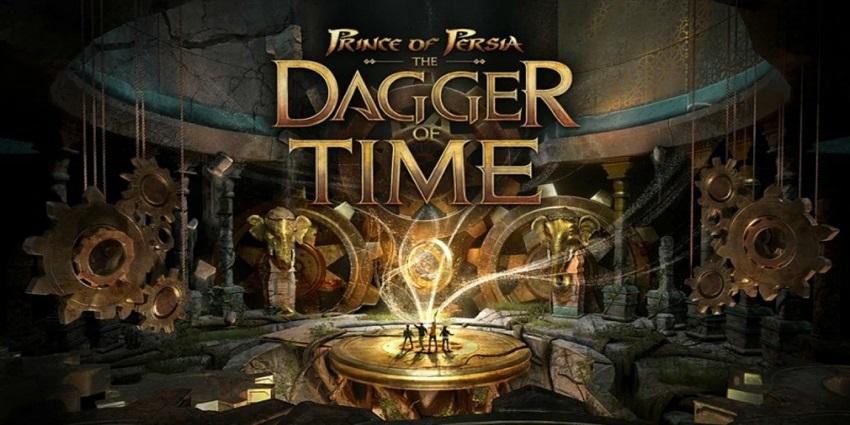 بازی Prince of Persia: The Dagger of Time معرفی شد