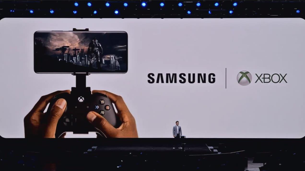 سامسونگ برای اجرای بازیهای ایکس باکس روی سری گلگسی با مایکروسافت همکاری میکند