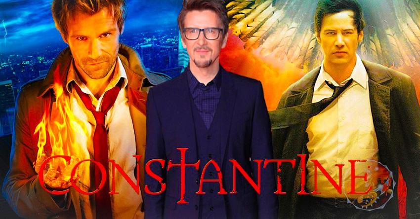 آیا کیانو ریوز برای فیلم جدید Constantine بازمیگردد؟