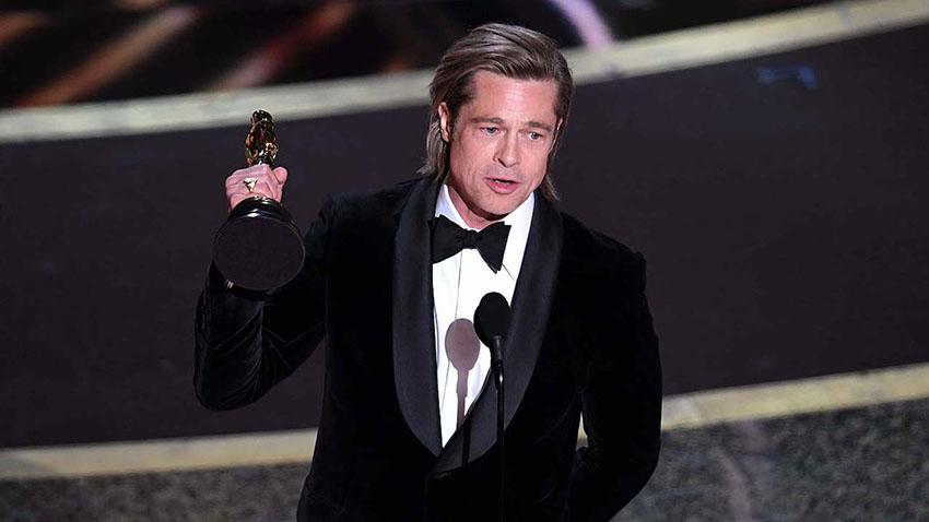 اسکار ۲۰۲۰ – بهترین بازیگر نقش مکمل مرد: برد پیت برای Once Upon a Time in Hollywood