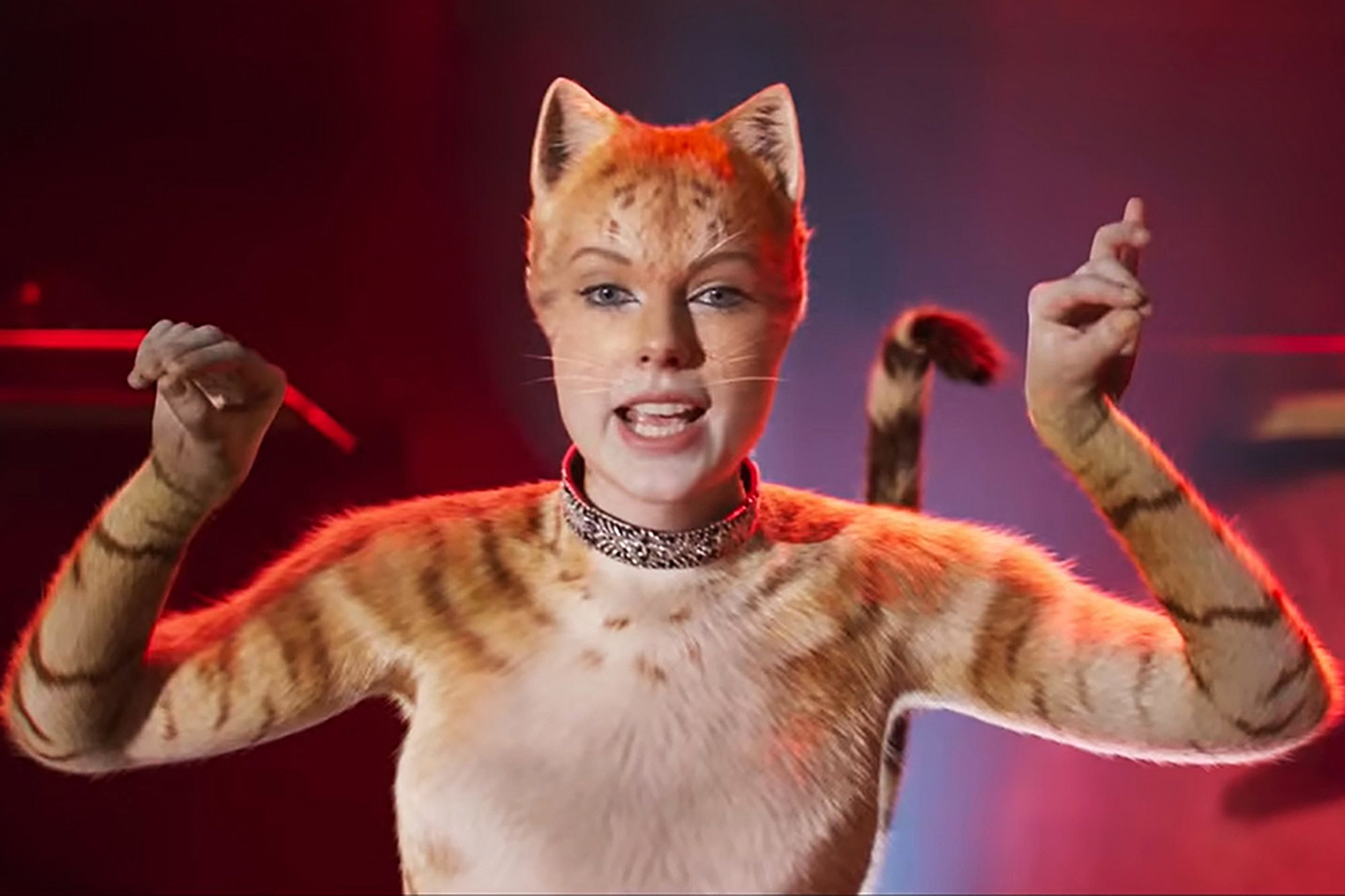 انجمن جهانی جلوههای ویژه به تمسخر فیلم Cats در اسکار واکنش نشان داد