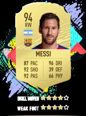 بهترین مهاجمان FIFA 20