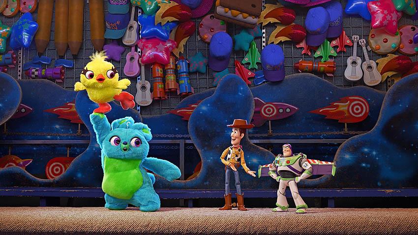 اسکار ۲۰۲۰ – بهترین انیمیشن سال: Toy Story 4