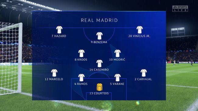 بهترین تیم های FIFA 20