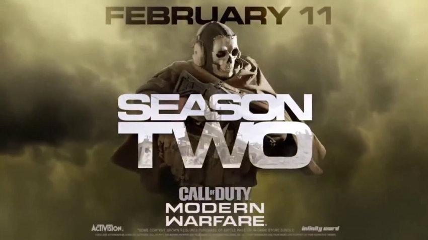 تریلر فصل دوم Modern Warfare هم لو رفت [تماشا کنید]