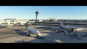 Microsoft Flight Simulator شامل تمام فرودگاههای جهان میشود