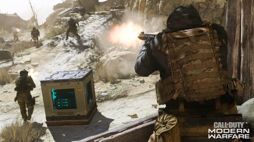 اکتیویژن افشاگر بخش بتل رویال Modern Warfare را دادگاهی میکند