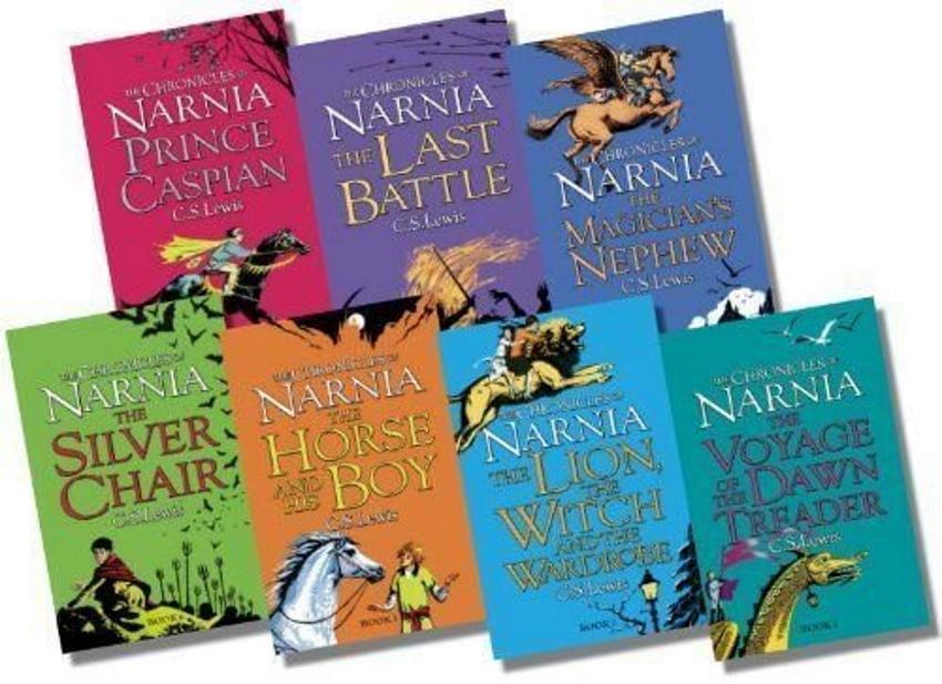 کتابهای سرگذشت نارنیا