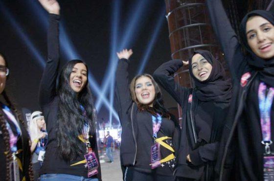 اولین تیم ورزش الکترونیک بانوان در خاورمیانه تشکیل شد