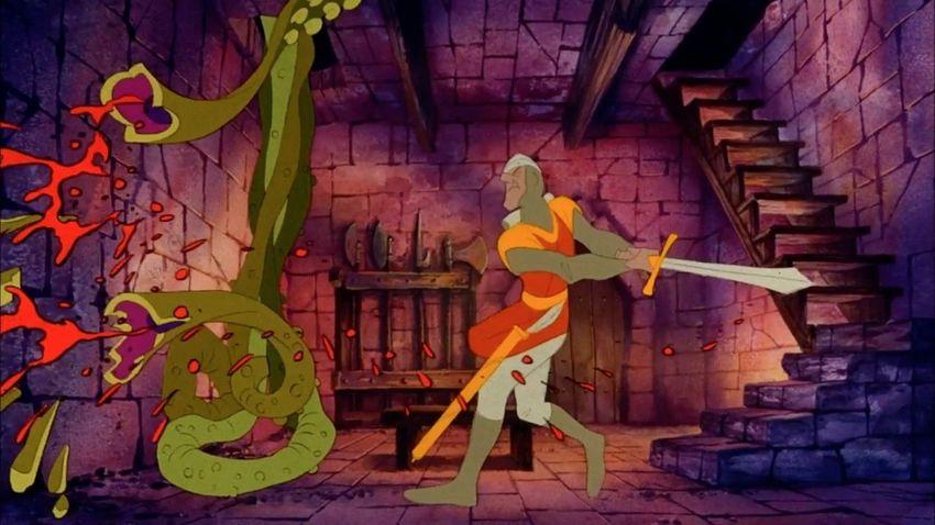 بازی Dragon's Lair