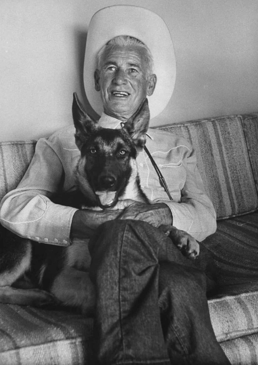 سگهای سینما رین تین تین اولین سگ سینما