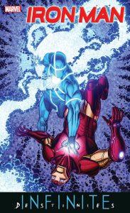 کاور Iron Man Annual #1 (برای دیدن سایز کامل روی تصویر کلیک کنید)