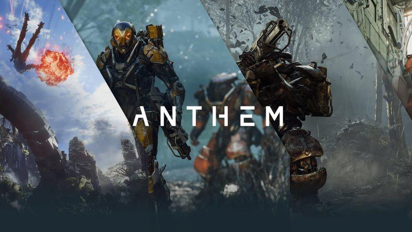 بازی Anthem
