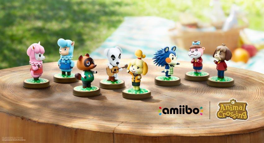Animal Crossing: New Horizons - Amiibo