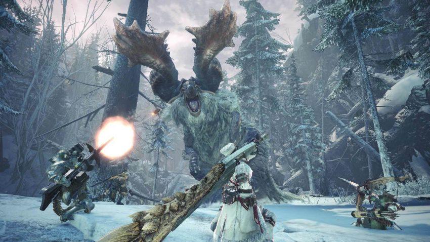 فروش ۵ میلیون نسخهای بازی Monster Hunter World: Iceborne