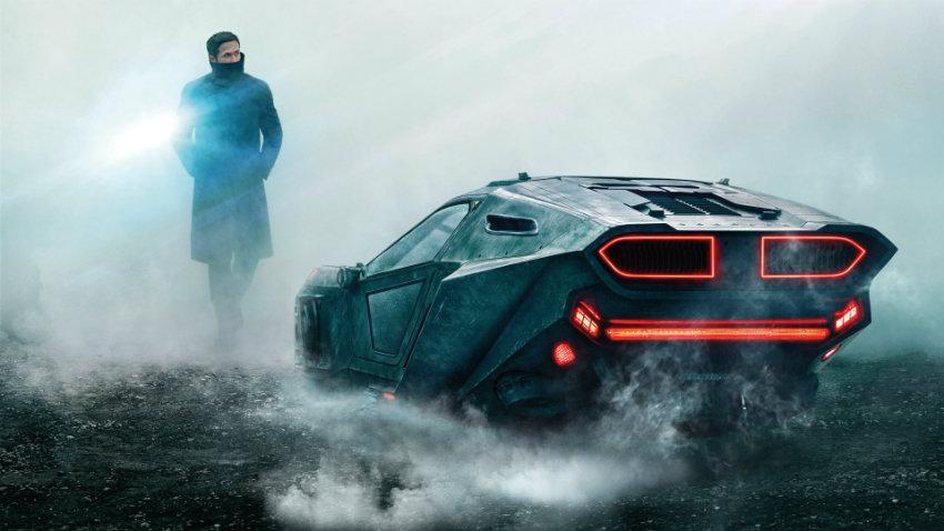 ماشین پرندهای که در فیلم Blade Runner 2049 شاهدش بودیم