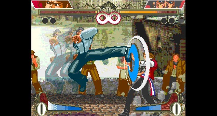 ArmJoe - Les Miserables Fighting Game