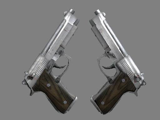 اسلحه های کانتر