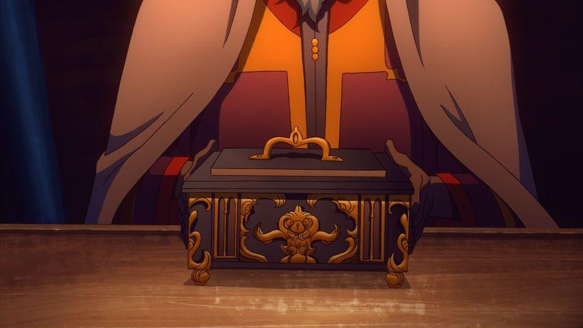 فصل چهارم انیمه Castlevania