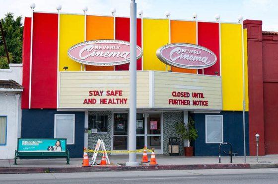 پایان ویروس کرونا در سینما: فرماندار کالیفرنیا اجازه تولید فیلمها را صادر کرد