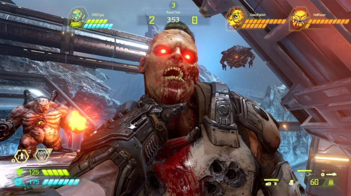 انتشار نسخه بدون قفل Doom Eternal یک اشتباه از سمت بتسدا بود!