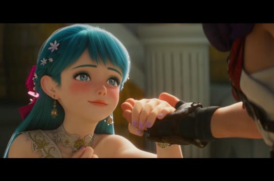 نقد انیمیشن Dragon Quest: Your Story – عشق RPG ژاپنی