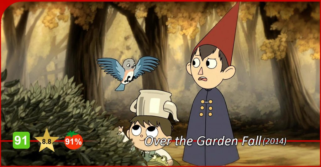سریال Over the Garden Wall