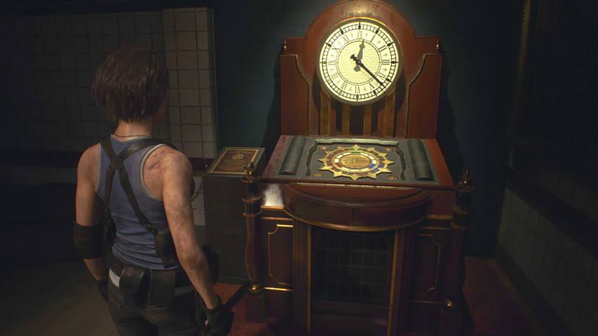 دموی Resident Evil 3