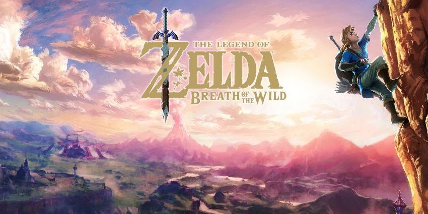 بازی The Legend of Zelda: Breath of the Wild