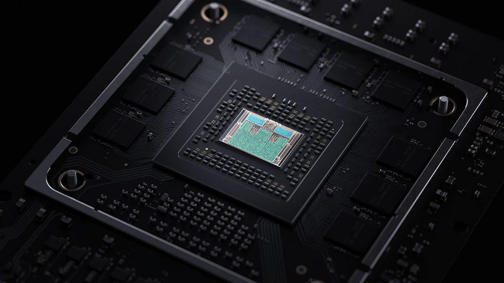 XboxSeriesX Tech SoC Closeup 3q4 MKT 1x1 RGB 2 1024x576 ویجیاتو: تفاوتی که رهگیری پرتو در ایکس باکس سری ایکس ایجاد میکند اخبار IT