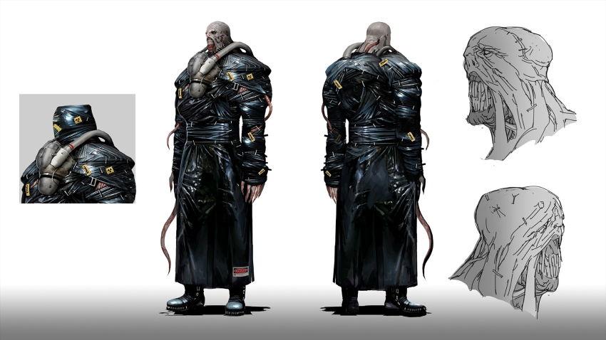 a5p2gFRp ویجیاتو: Resident Evil 3 عالی به نظر میرسد؛ البته به جز نمسیساش اخبار IT