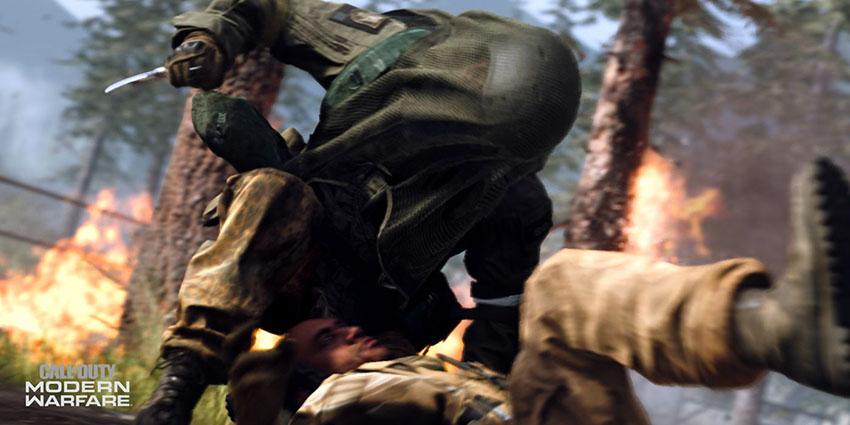 call of duty modern warfare melee execution glitch ویجیاتو: ۱۰ کاری که نمیدانستید میتوانید در Call of Duty: Warzone انجام دهید اخبار IT