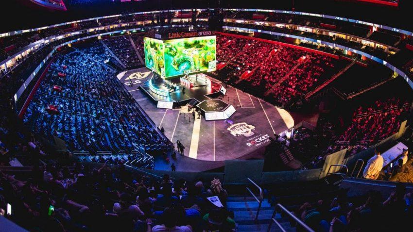 مسابقات League of Legends Championship Series به علت کرونا به تعویق افتاد