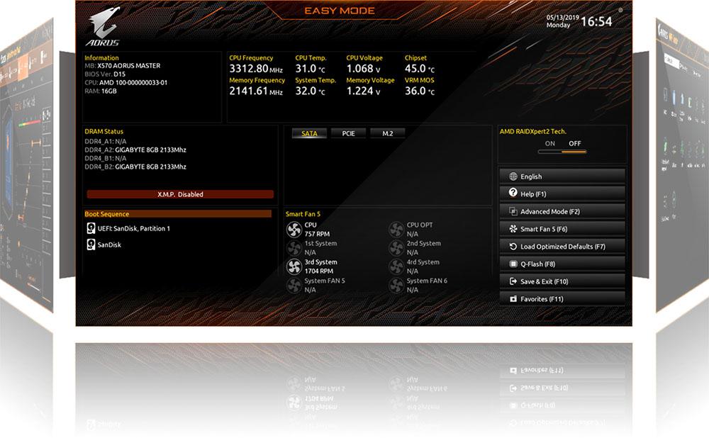 گیگابایت TRX40 Aorus Master